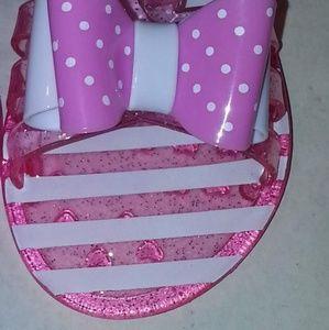 36d856c40 wonder nation Shoes - Wonder Nation Toddler Girls Jelly Sandals Size 10